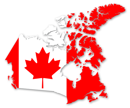 Kanada Kontinent