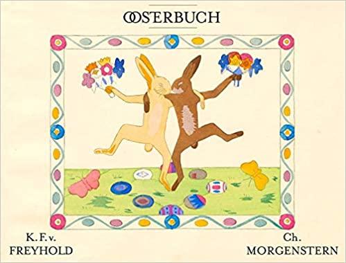 """""""Osterbuch"""" von Konrad F.E. von Freyhold und Christian Morgenstern"""
