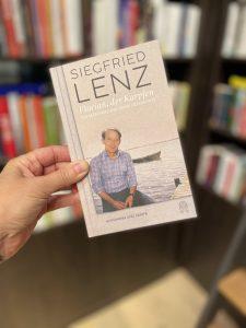 """Buchpremiere mit """"Florian, der Karpfen"""" von Siegfried Lenz"""