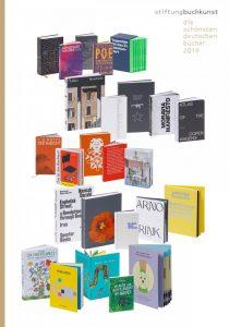 Die 25 Schönsten Deutschen Bücher 2021 - Wanderausstellung